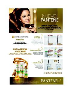 Haz la prueba y descubre un cabello invencible con Lucero y el #NuevoPantene