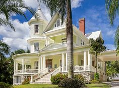 Tampa Bay Stunning restoration in this historic waterfront manor in Ruskin Listed by: Jennifer Zales, Tampa Bay Luxury Real Estate   Coldwell Banker Residential Real Estate