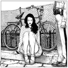 Apollonia Saintclair 592 - 20150906 L'amende honorable (A satisfactory apology) Framed Art Print by From Apollonia With Love | Society6