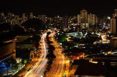São Paulo night (color)