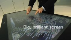 Multi-touch and Touchless Gesture Computing - Evoluce