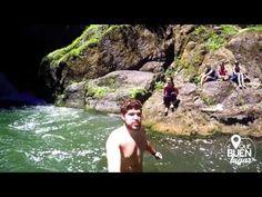 Catarata Savegre - San Gerardo de Dota, Costa Rica ¡Qué buen lugar! HD