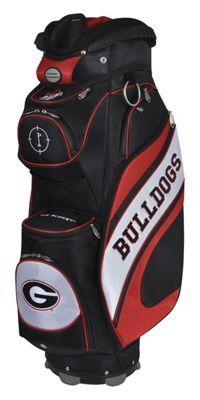 University Of Georgia Bulldogs The Bucket Cooler Golf Cart Bag S Carts