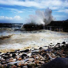 ... storm, lamorna... Swing Life Away, St Ives Cornwall, Stormy Sea, Picture Story, Deep Sea, Seas, Niagara Falls, Paths, Artworks