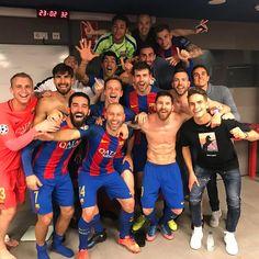 "380.2k Likes, 9,535 Comments - Javier Mascherano (@mascherano14) on Instagram: ""Simplemente Increible!!!! Forca Barça!!!!!"""
