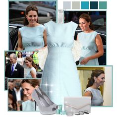 Kate Middleton by rfultrastars on Polyvore featuring Iosselliani, Bling Jewelry, Christian Dior, Origins, Essie, Ethan Allen, Reception and katemiddleton