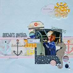 Searchwords: Anchors Aweigh!