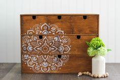 DecoArt Blog - Crafts - DIY IKEA Moppe Organizer Ikea Diy, Fun Storage, Decorative Boxes, Outdoor Cupboard, Ikea, Home Decor, Diy Decor, Home Deco, Craft Room