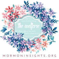 What is true love? —mormoninsights.org