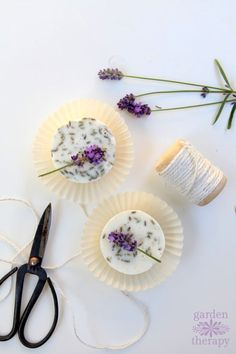 This lavender oatmeal soap is soothing and calming for your skin and, even though it looks complicated, it is incredibly easy to make at home for gifts.