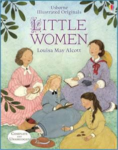 Louisa May-Alcott's classic novel, complete and unabridged. This inspirational story follows the fortunes of the March sisters as they struggle through the American Civil War and learn the importance of love, family and following their dreams. Fully illustrated, this hardback gift edition is traditionally bound and has a ribbon page marker.