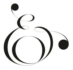 Still waiting to design the perfect tattoo of an R and an ampersand. This might be a step in the right direction! (My name is Rachael, my husband's is Rob and our last name is Rand... R&. Clever? Maybe not, but we like it anyway.) :)