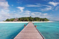 Banyan Tree auf den Malediven. Zu schön für Worte!