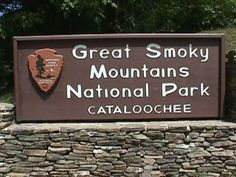 Most of the elk are in this area of the National Park.  There is also a ski resort near the Cataloochee Entrance of the National Park..