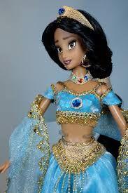 Disney Movies By Year, Disney Characters, Princess Jasmine, Disney Princess, Barbie Gowns, Disney Dolls, Ooak Dolls, Disney Parks, Little Girls