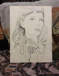 Martine Johanna Fashion illustrations