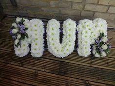 Mum funeral piece