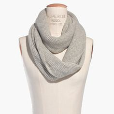 Cashmere Circle Scarf