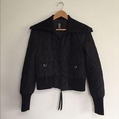Black Bcbg Maxazria Jacket