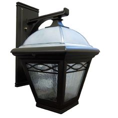 Special Lite Products Brentwood Medium Top Mount-Open Bottom Light