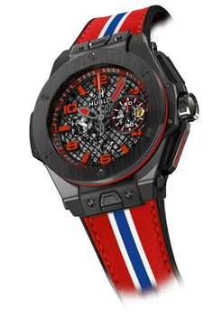 Pre-Basel 2015 - Hublot Big Bang Ferrari Limited Edition