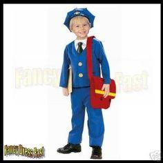 postman fancy dress kids - Pesquisa Google