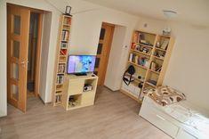 Byt k pronájmu Brno-střed (Stránice), nový zařízený byt 1+kk v RD ul. Heinrichova, lze užívat zahradu.