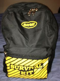 BACKWOODS SURVIVAL BLOG: PRODUCT REVIEW: Augason Farm's Deluxe 2 Person/2 Day Emergency Backpack Kit