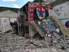osCurve Brasil : G1 entra em 'shopping fantasma' abandonado há 14 a...