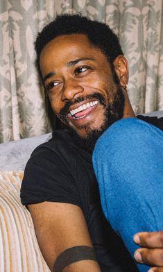 Lakeith Stanfield in Los Angeles Fine Black Men, Handsome Black Men, Black Boys, Fine Men, Black Man, Black Is Beautiful, Beautiful Boys, Gorgeous Men, Beautiful People