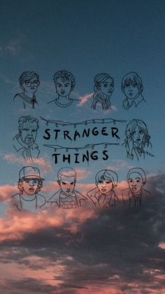 """16 """"Stranger Things"""" Backgrounds That Take You to the """"Other Side"""" - . - 16 """"Stranger Things"""" Backgrounds That Take You to the """"Other Side"""" – - Stranger Things Tumblr, Stranger Things Quote, Stranger Things Aesthetic, Stranger Things Season 3, Eleven Stranger Things, Stranger Things Netflix, Jonathan Stranger Things, Hopper Stranger Things, Wallpaper For Your Phone"""