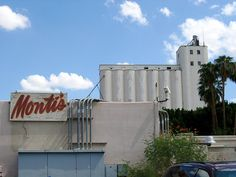 """Monti's and Hayden Flour Mill - Tempe, AZ ...Two landmarks of the valley. I grew up """"just around the corner from these."""""""
