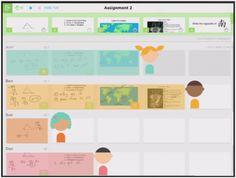 ✔ 7-9 ✔ F-3 ✔ 4-6 ✔ iPad I appen Classkick kan man förbereda arbetsuppgifter, se eleverna arbeta i realtid med dem samt ge feedback under arbetets gång.