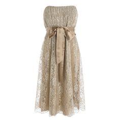 bridesmaid dresses gold