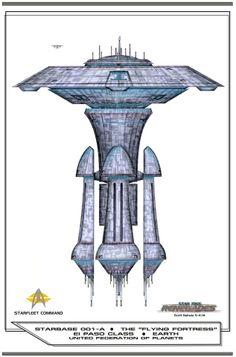 Starbase 001.