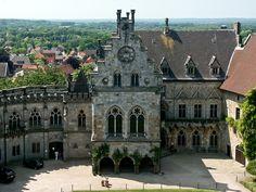 Bad Bentheim, Twente, Holland