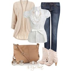 """Casual - #51"" by in-my-closet on Polyvore"