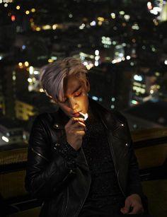 L'Officiel Hommes Korea Jan' 2015 (T.O.P)
