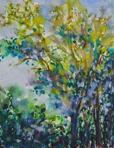 Impressionistic Trees 1