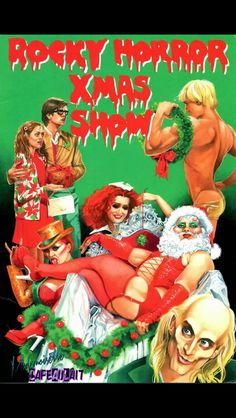 RHPS Christmas.  https://www.djpeter.co.za