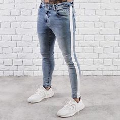 Get these track jeans & more at @hoodstore Worldwide shipping www.hoodstore.com
