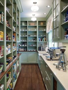 Best ideas about Walk In Pantry Ideas . Save or Pin 10 Kitchen Pantry Design Ideas — Now. Walk In Pantry Ideas . top 20 Walk In Pantry Ideas . 25 Great Pantry Design Ideas for Your Home Pantry Room, Pantry Storage, Walk In Pantry, Kitchen Storage, Pantry Organization, Open Pantry, Organized Pantry, Walkin Pantry Ideas, Storage Room