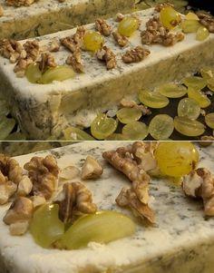 Terrine de gorgonzola, mascarpone e damasco by Neka Gastronomias