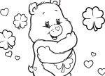 A Good Luck Hug! Care Bears Activities