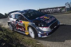 """Thierry Neuville claimed victory on the Che Guevara Energy Drink Tour de Corse by in his Hyundai beating a noticeably downbeat Sébastien Ogier who overcame """"lots of problems."""" to finish. Che Guevara, Rally, Victorious, Drink, Beverage, Drinking, Drinks"""