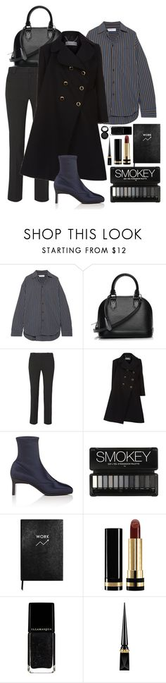 """""""11/31 - Perfect"""" by decimaollin ❤ liked on Polyvore featuring Balenciaga, Louis Vuitton, Roland Mouret, 3.1 Phillip Lim, Sloane Stationery, Gucci, Christian Louboutin and Manic Panic NYC"""
