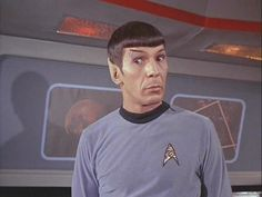 kavto-m:    OMG! HOW DO YOU ADORABLE?    Spock's controlled enthusiasm.