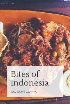 Get ready to eat like a pro in Indonesia