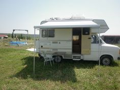 Camping car FORD occasion - Capucine - 5 places - 1980 - 3000 € - Remoulins (Gard) WV150380795
