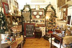 Antique Company Mall Vintage Christmas Tour